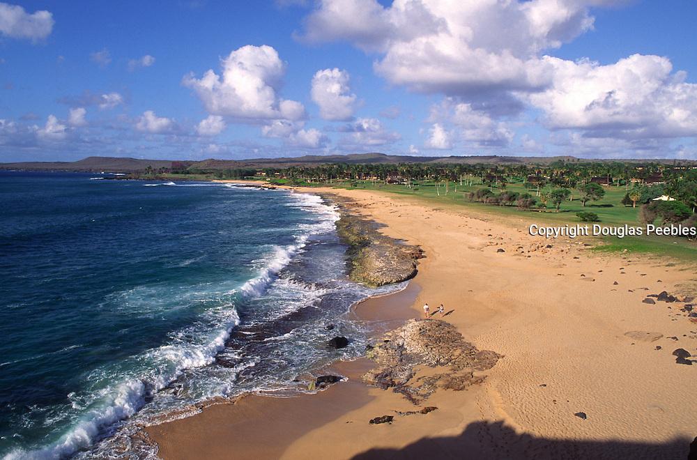 Kepuhi Bay, Kaluakoi Resort, Molokai, Hawaii<br />