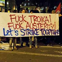 Atene chiama, l'Europa risponde: manifestazione a Roma!