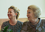 Delft 16-03-2016<br /> <br /> Princess Beatrix and Princess Mabel attend the Engineers Awars Ceremony<br /> <br /> <br /> <br /> Copyright: Royalportraits Europe/Bernard Ruebsamen