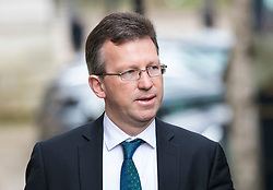 © Licensed to London News Pictures. 06/03/2018. London, UK. Attorney General Jeremy Wright on Downing Street for the weekly Cabinet meeting. Photo credit: Rob Pinney/LNP