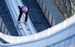 31.12.2017, Olympiaschanze, Garmisch Partenkirchen, GER, FIS Weltcup Ski Sprung, Vierschanzentournee, Garmisch Partenkirchen, Training, im Bild Dawid Kubacki (POL) // Dawid Kubacki of Poland during his Practice Jump for the Four Hills Tournament of FIS Ski Jumping World Cup at the Olympiaschanze in Garmisch Partenkirchen, Germany on 2017/12/31. EXPA Pictures © 2017, PhotoCredit: EXPA/ Jakob Gruber