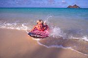 Lanikai Beach, Oahu, Hawaii<br />