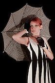 2012 Black And White Diamond Dress - Jessie James Hollywood