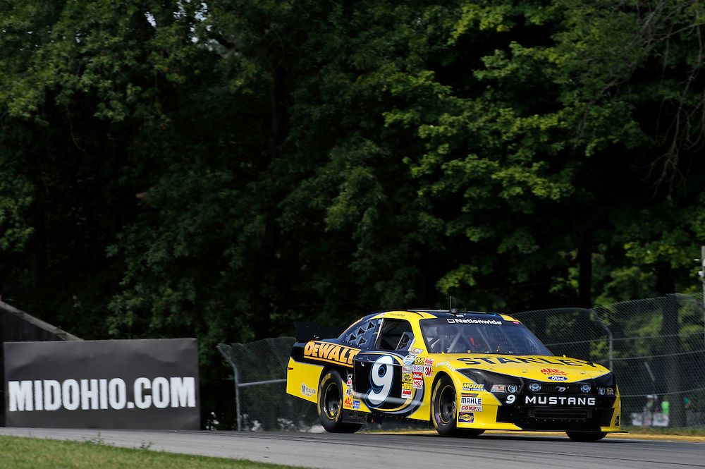 15-17 August, 2013, Lexington, Ohio USA<br /> Marcos Ambrose<br /> &copy;2013 Scott R LePage <br /> LAT Photo USA