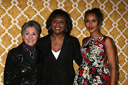 """Barbara Boxer, Anita Hill, Kerry Washington, at the """"Confirmation"""" HBO Premiere Screening, Paramount Studios, Los Angeles, CA 03-31-16. EXPA Pictures © 2016, PhotoCredit: EXPA/ Photoshot/ Martin Sloan<br /> <br /> *****ATTENTION - for AUT, SLO, CRO, SRB, BIH, MAZ, SUI only*****"""
