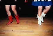 Legs Dancing
