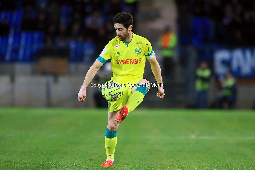 Olivier VEIGNEAU  - 24.01.2015 - Montpellier / Nantes  - 22eme journee de Ligue1<br />Photo : Nicolas Guyonnet / Icon Sport