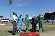 Cricket - South Africa v India 2nd ODI