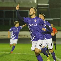 Cowdenbeath v Ayr United   Scottish League One   29 December 2015