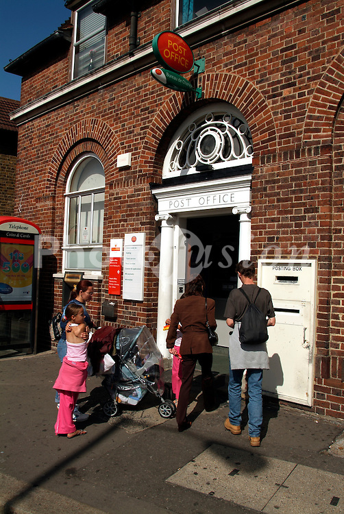 Local post office Hounslow UK