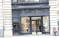 6/5/18<br /> Kate Spade's Store in New York City.