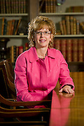 Environmental portrait of CEO Judy McReynolds for editorial and commercial photography uses.
