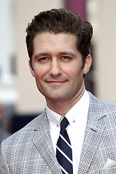 59905860  <br /> Matthew Morrison at the Premiere of the Musical Charlie and The Chocolate Factory in Theatre Royal London, United Kingdom, 25 June 2013. Photo by imago / i-Images<br /> UK ONLY