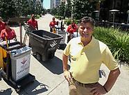 Kraig Kojian, president and CEO of Long Beach Downtown Alliance