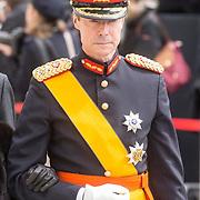 LUX/Luxemburg/20190504 - Funeral of HRH Grand Duke Jean/Uitvaart Groothertog Jean, Grand Duke Henri