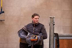 WERNKE Jan<br /> Holdorf - Homestory Jan Wernke 2020<br /> www.sportfotos-lafrentz.de/Stefan Lafrentz<br /> 19. Februar 2020