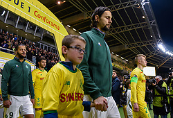 January 30, 2019 - Nantes, France - Neven Subotic ( Saint Etienne ) - Presentation - Line up (Credit Image: © Panoramic via ZUMA Press)