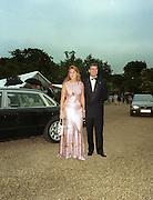the duke and duchess of York. 30th Aniversary Gala Dinner, Serpentine Gallery.20 June 2000<br />© Copyright Photograph by Dafydd Jones 66 Stockwell Park Rd. London SW9 0DA Tel 020 7733 0108 www.dafjones.com