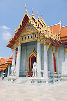 Marble Temple Wat Benchamabophit Bangkok Thailand&#xA;<br />