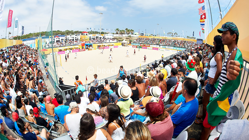Cascais, Portugal - July, 29<br /> Mundalito Cascais 2016 at Praia de Carcavelos on July 29, 2016 in <br /> Cascais, Portugal. (Photo by Lea Weil)