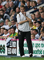 Photo: Lee Earle.<br /> West Bromwich Albion v Hull City. Coca Cola Championship. 05/08/2006. Hull manager Phil Parkinson.
