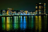 Noord-Holland bij nacht, aankleding,heerhugowaard prachtstad