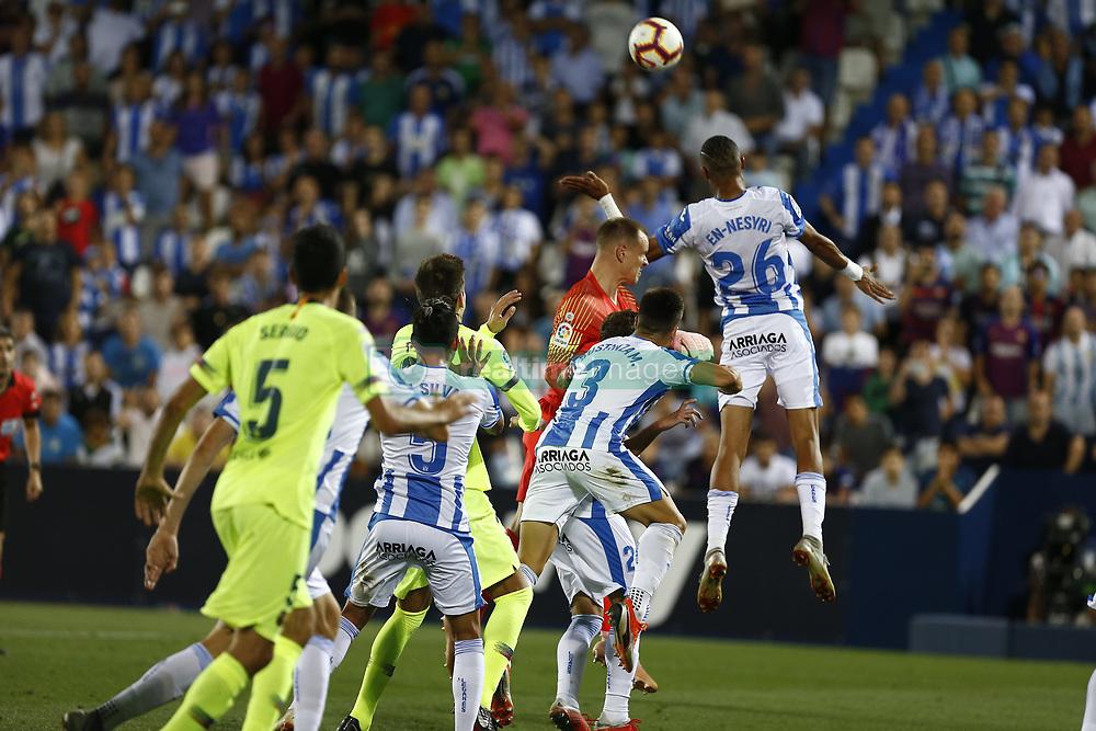 صور مباراة : ليغانيس - برشلونة 2-1 ( 26-09-2018 ) 20180926-zaa-s197-094