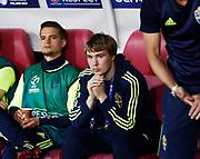 LUBLIN, POLAND - 2017-06-22: Simon Tibbling under UEFA U21 matchen mellan Slovakien och Sverige p&aring;  Arena Lublin den 22 juni, 2017 i Lublin, Polen. <br /> Foto: Nils Petter Nilsson/Ombrello<br /> Fri anv&auml;ndning f&ouml;r kunder som k&ouml;pt U21-paketet.<br /> Annars Betalbild.<br /> ***BETALBILD***