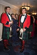 CAPT. ANTHONY WHELAN; CAPT. MATTHEW RUPASINHA, The Royal Caledonian Ball 2017, Grosvenor House, 29 April 2017