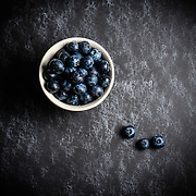 Blueberries | Oklahoma Food Photographer