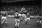 All Ireland Junior Football Final, Kerry v Wicklow..14.09.1969.
