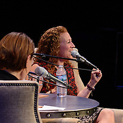 NHPR's Virginia Prescott interviews Jodi Picoult at The Music Hall, October 12, 2016
