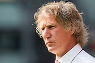 UTRECHT, FC Utrecht - AZ, voetbal Eredivisie, seizoen 2013-2014, 25-08-2013, Stadion Galgenwaard, AZ trainer Gertjan Verbeek.