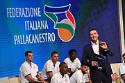 Alessandro Mamoli<br /> Raduno Nazionale Italiana Maschile Senior<br /> Media Day - Sky <br /> Milano, 21/07/2017<br /> Foto Ciamillo-Castoria/ M.Ceretti