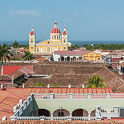 Granada Nicaragua Cathedral