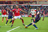 Walsall v Blackpool - League 1 - 23/01/2016