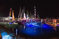 Behind the scenes at the 2016 Vendee Globe Village