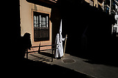 2019, Holy week in Malaga, Andalucía, South of Spain.