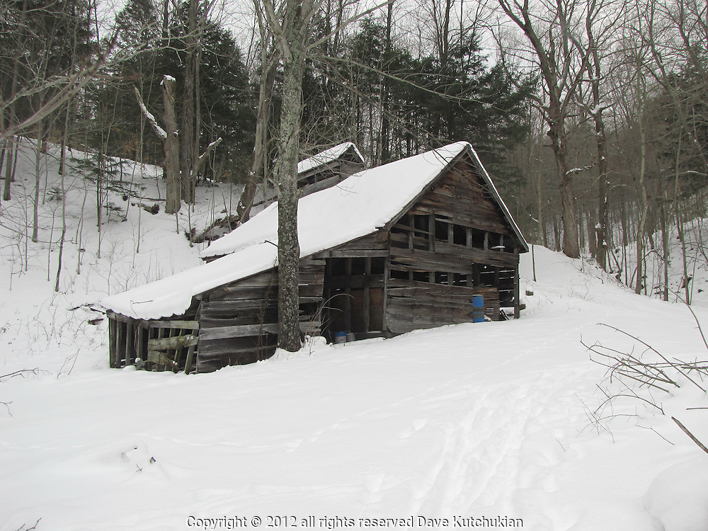 Retired Sugar Shack, E. Dorset, VT