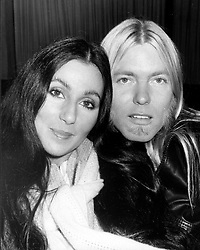 Apr. 5, 1962 - London, England, U.K. - An American singer, actress, songwriter, CHER (CHERILYN SARKISIAN) first rose to fame in 1965 in the pop duo Sonny & Cher. She established herself as a solo recording artist, releasing 25 albums. She became a television star in the 70s and a film actress in the 80s. PICTURED: Cher with second husband, rock star GREGG ALLMAN. (Credit Image: © Keystone Press Agency/Keystone USA via ZUMAPRESS.com)