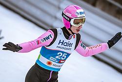 22.02.2019, Bergiselschanze, Innsbruck, AUT, FIS Weltmeisterschaften Ski Nordisch, Seefeld 2019, Skisprung, Herren, im Bild Cestmir Kozisek (CZE) // Cestmir Kozisek of Czech Republic during the men's Skijumping of FIS Nordic Ski World Championships 2019. Bergiselschanze in Innsbruck, Austria on 2019/02/22. EXPA Pictures © 2019, PhotoCredit: EXPA/ Dominik Angerer