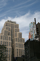 New Yorker building, Midtown, Manhattan, New York