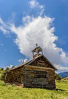 Yellowstone Church; Huerfano County, Colorado