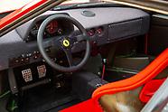 DK Engineering - Ferrari F40 Interiors