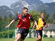 Dundee&rsquo;s Darren O&rsquo;Dea - Day 3 of Dundee FC pre-season training camp in Obertraun, Austria<br /> <br />  - &copy; David Young - www.davidyoungphoto.co.uk - email: davidyoungphoto@gmail.com