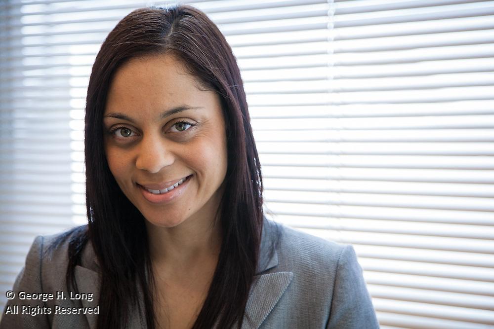 Leading Educators - Day 2; Shelita Jones at Langston Hughes Academy