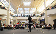 Isabella Colacchio performs during the 11th Annual Teen Talent Show January 30, 2016 at Oxford Valley Mall in Langhorne, Pennsylvania. (Photo by William Thomas Cain)