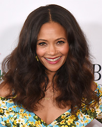 September 15, 2018 - Beverly Hills, California, USA - THANDIE NEWTON attends the 2018 BAFTA Los Angeles + BBC America TV Tea Party at the Beverly Hilton in Beverly Hills. (Credit Image: © Billy Bennight/ZUMA Wire)