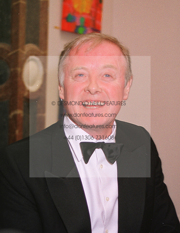MR GERRY ROBINSON at a dinner in London on 1st June 1999.MSR 30