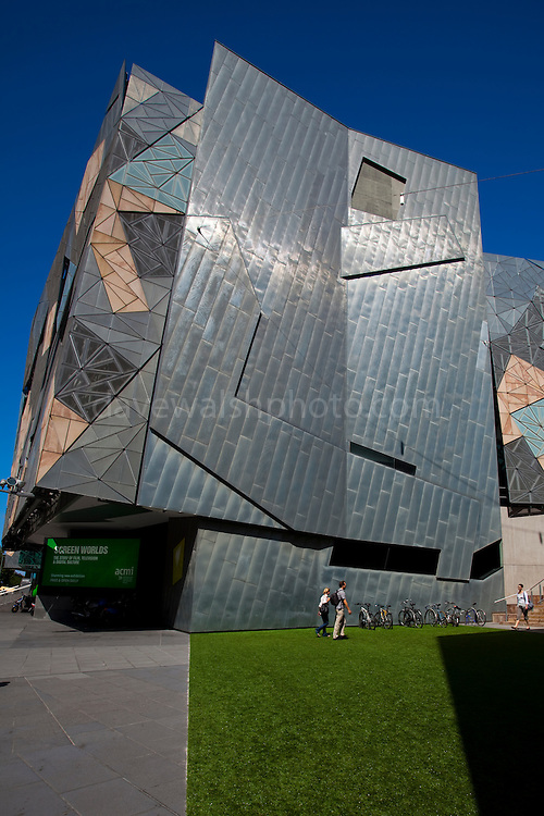 Australian Centre for the Moving Image, Federation Square, Melbourne